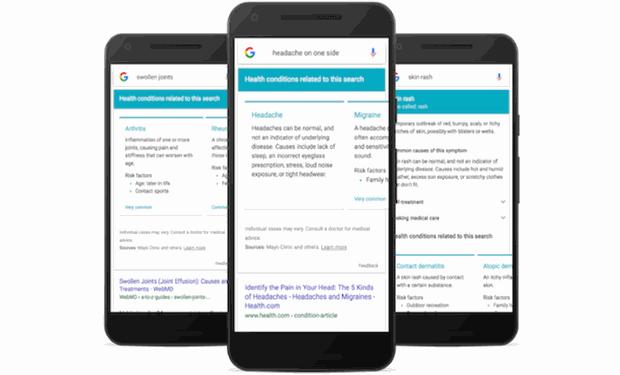 google harvard symptom patient monitoring